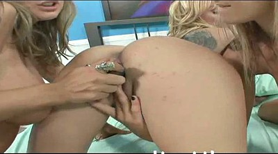 More, Licking pussy, Lesbian threesome