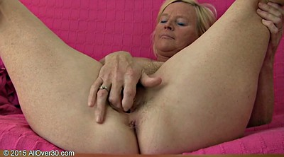 Saggy, Saggy grannies, Solo mature