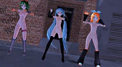 Mmd, Squirting, Peeing