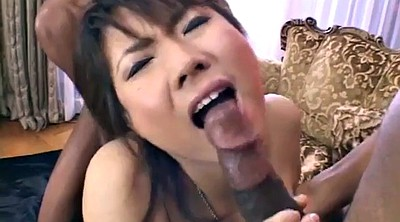 Japanese interracial, Group, Japanese creampie