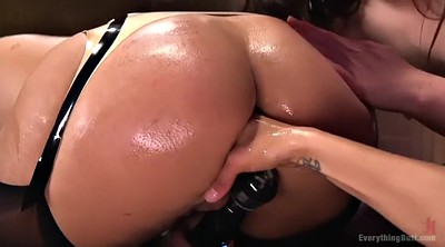Bridgette b, Gyno, Latex anal