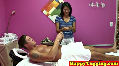 Asian handjob, Massage handjob