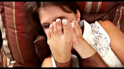 Foot smell, Stinky, Pantyhose foot