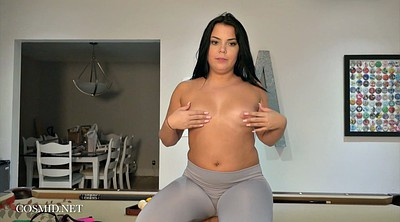 Plump, Teen solo, Chubby small tits