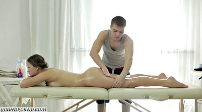 College anal, Russian massage