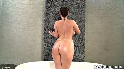 Sophie dee, Perfect, Sophie, Ass tease, Shower solo, Shaping