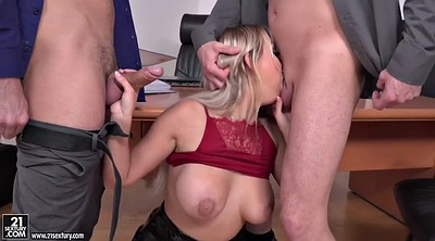 Lara, Office lady, Lady boss, Anal lick
