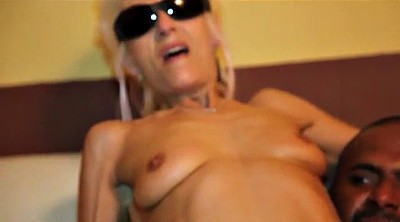 Granny anal, Amateur interracial, French granny