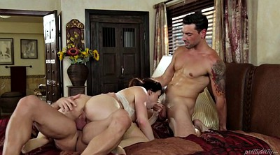 Chanel preston, Preston, Wife threesome, Granny threesome