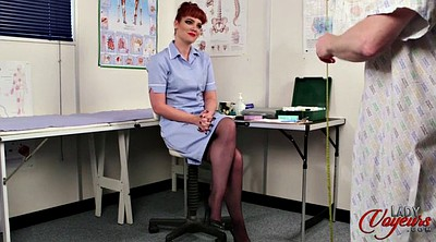 Nurse, Zoe, Measuring