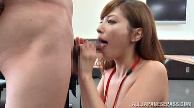 Blow job, Asian gangbang