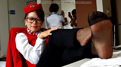 Nylon, Asian foot, Nylon feet, Pantyhose feet, Nylon foot, Pantyhose foot