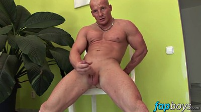 Gym, Masturbating, Muscle solo
