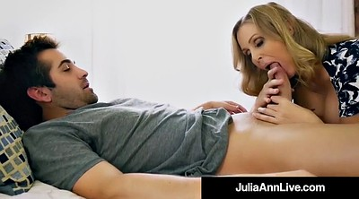 Julia ann, Step son, Step, Mother son
