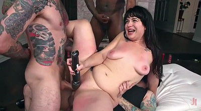 Ugly, Happy, Bbw gangbang