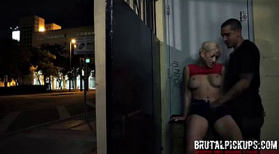 Anne, Blonde, Brutal, Pickup