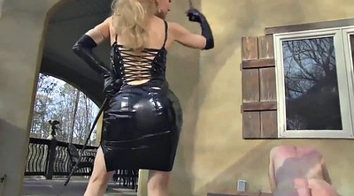 Whipping femdom, Spanked, Public bdsm, Mistress