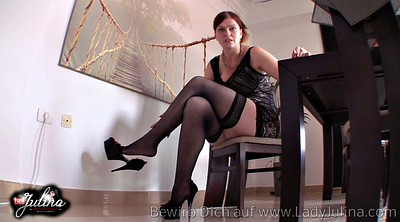 Nylons, High heels, Nylon foot
