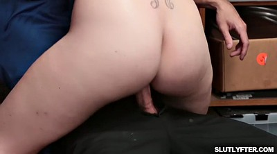 Teen pussy, Police