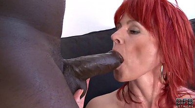 Lady, Throat, Mature swallow, Deep throat swallowing