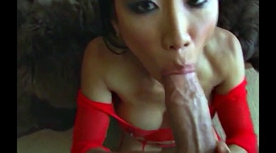 Deepthroat, Asian interracial