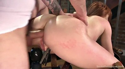 Big, Penny, Got, Penny pax, Bondage anal, Anal fist