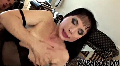 Old fuck young, Granny orgasm
