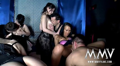 German swinger, Swingers party, German matures