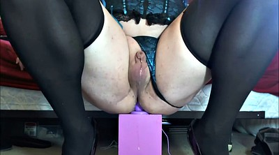 Milking, Prostate, Dildo riding