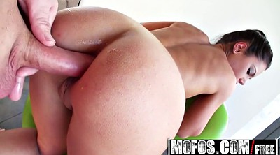 Yoga, Anal creampie, Post, Yoga anal, Try anal, Latina creampie
