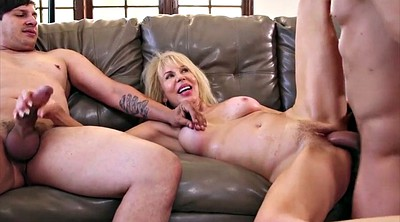 Gangbang creampie, Old lady