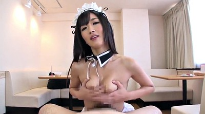 Maid, Japanese maid, Japanese blowjob
