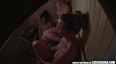 Smoking, Sauna
