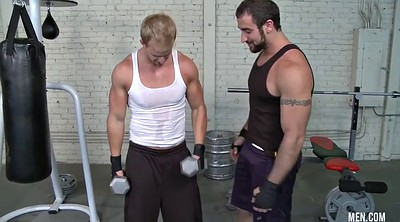 Muscle, Muscle gay, Gym sex