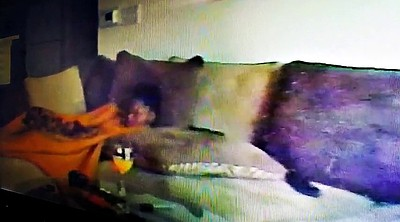 Spy, Spy cam, Real orgasm, Hidden masturbation