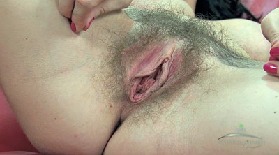 Spread, Hairy spreading, Spreading pussy, Juicy, Hairy spread