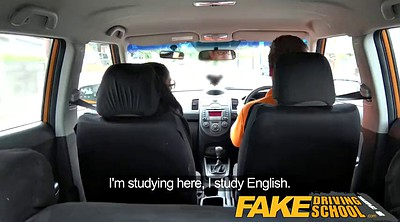 School, Fake, Driving, Fake drive