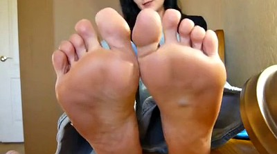 Feet, Mature foot