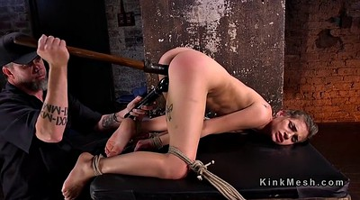 Hogtied, Whipping, Whip, Hogtie