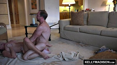 Kelly madison, Milf creampie