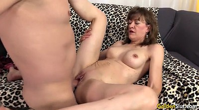 Sexy granny, Old woman