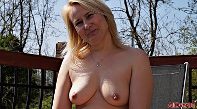 Milf, Saggy, Breast, Interview