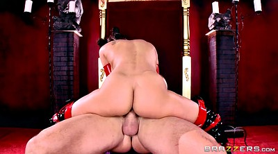 Glove, Gloves, Queen, Milf boots, Devil, Rachel starr