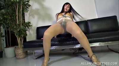 Solo model, Moan, Asian pantyhose