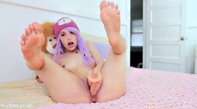 Foot, Beautiful webcam, Foot solo