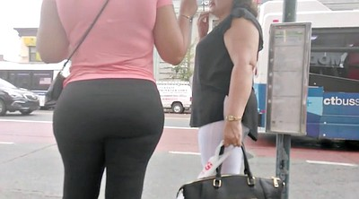 Bus, Big booty, Stop, Booty