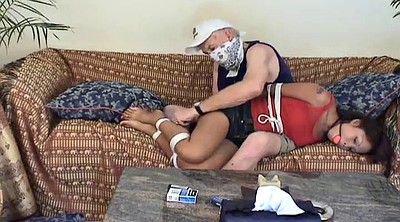Tied up, Japanese old, Japanese granny, Asian granny, Groping, Groped