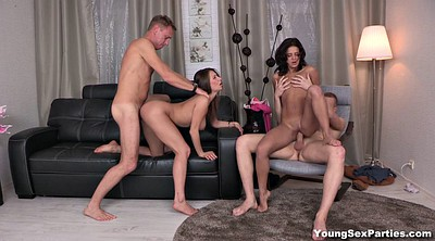 Leather, Foursome