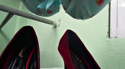 Bra, High heel shoes, Shoes, Shoe, High-heeled shoes, High