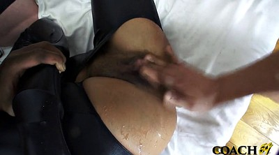 Squirt, Anal fisting